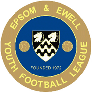 logo of the Epsom and Ewell Youth Football League