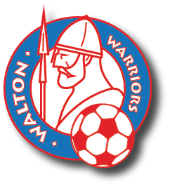 logo of the Walton Warriors Football Club
